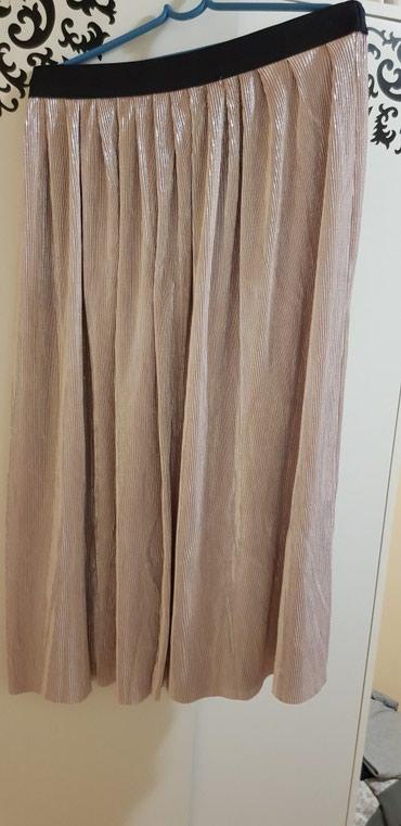 Suknja veličina univerzalna m/l/Xl novo. jako lepo stoji. boja - Belgrade