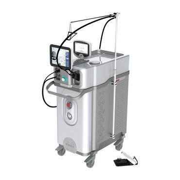 Lazer rezonator sisteminin daxili temperatur idarəetməsi ilə işləmə