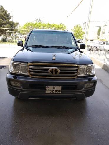 toyota land cruiser - Azərbaycan: Toyota Land Cruiser 2006