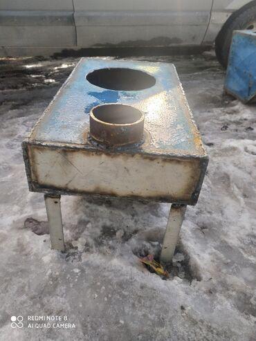 Печка сатылат туурасы 35см узуну 65см жаны жасалган баасы 3500сом