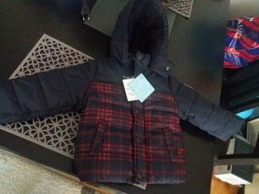 Prodajem novu jaknicu za bebu decaka vel.80. - Nis