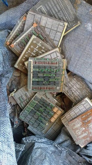 Нужны много старые б-у новые сссР платы. импорт. цена договорный. в Бишкек