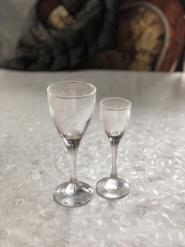 Кухонные принадлежности - Кыргызстан: Бокал со стаканчиками 12шт