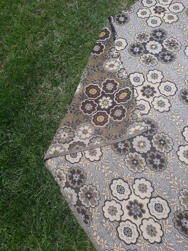 Cilimi - Srbija: Vunena prostirka-cilim dimenzije 4 × 2m.moze se seci na zeljenu