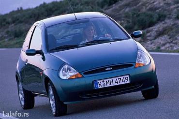 Ford ka polovni delovi     - Gornji Milanovac