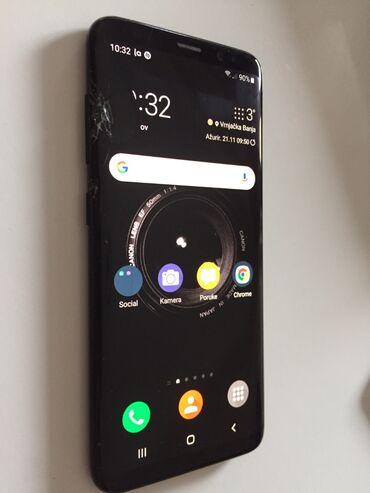 Elektronika - Vrnjacka Banja: Samsung prvi vlasnik malo ostecen ekran ne smeta pri radu koristi se