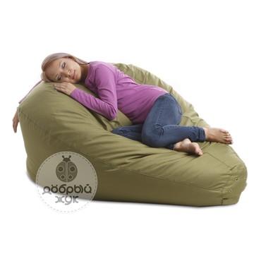 """""""Груша М"""" - это кресло мешок, кресло груша, бин бег или просто пуфик"""