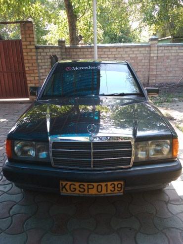 Mercedes-Benz 190 1987 в Бишкек