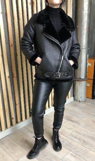 дубленка из тосканы в Кыргызстан: Женские куртки Zara