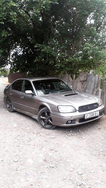 bentley azure 6 75 twin turbo в Кыргызстан: Subaru Legacy 2 л. 2000