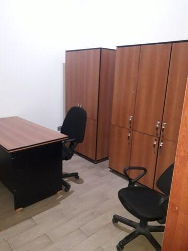 ofis mebeli satilir в Азербайджан: Ofis kreslisu satılır əla vəziyyətdədir, 3 ay işlənib, xətai
