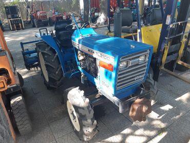 Мини трактор 21 аттын кучу. Абалы абдан жакшы. Комплектисинде фрезасы