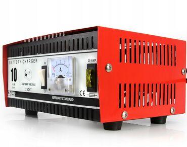 Punjač akumulatora RIPPER 6/12V NovoTehnicke karakteristike : Napon