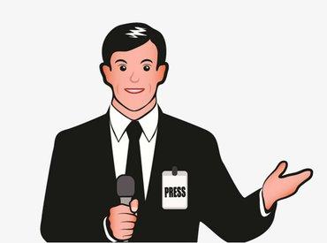 Требуется журналист в радио и телеканал в Бишкек
