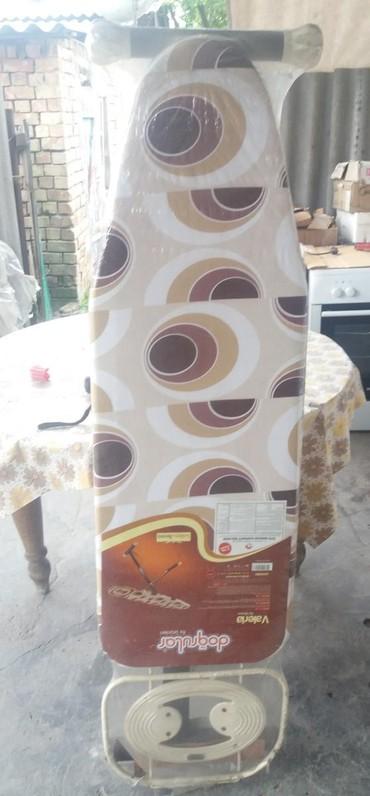 Гладильные доски - Кыргызстан: Гладельная доска новая турецкая крепкая