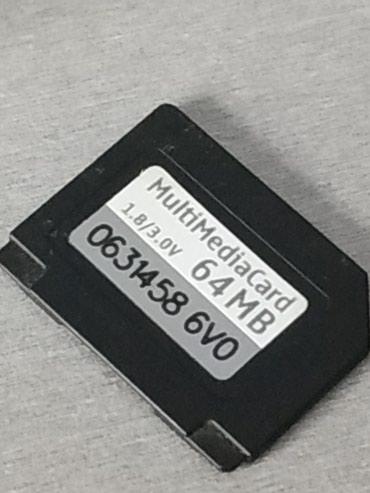 MultiMediaCard MMC 64mb с 6230i в Бишкек