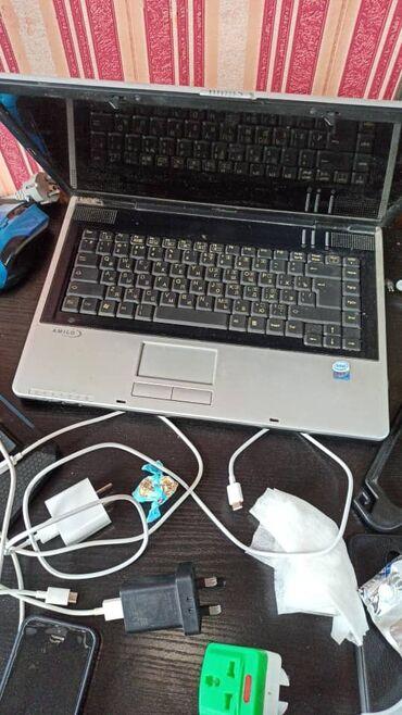 Ноутбук Сименс рабочий только нет зарядки зарядка универсальная
