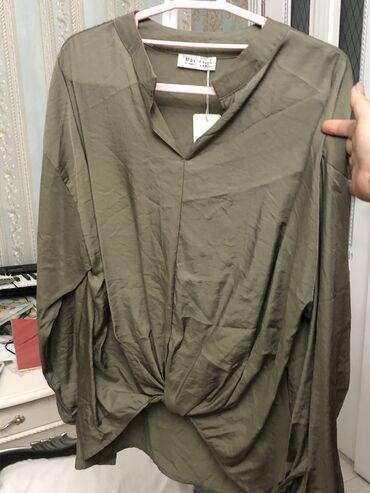 рубашка-лен в Кыргызстан: Рубашка
