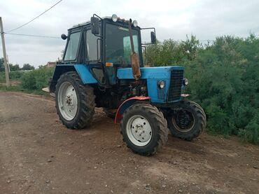 Kənd təsərrüfatı maşınları - Azərbaycan: Traktor . hər iksi əla vəziyyətdədir qabagi cəkir