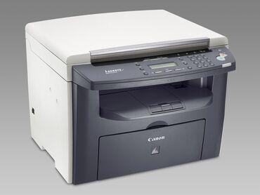 Принтер Canon MF4340d 3 в 1. Двухсторонняя печать, ксерокопия