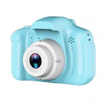 Детский цифровой мини фотоаппарат x2 купить в бишкеке +бесплатная