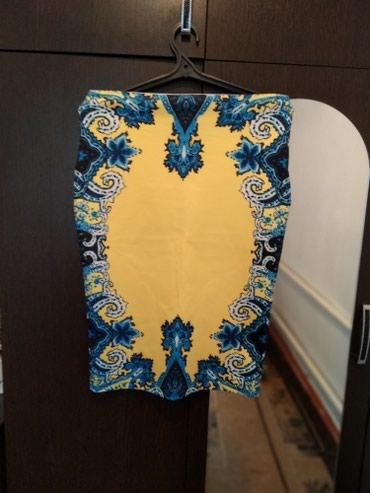 Новая юбка карандаш 48 размера. в Бишкек