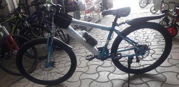 Велосипед Leksus для взрослых размер рамы 17 размер калёсы 26Скорость
