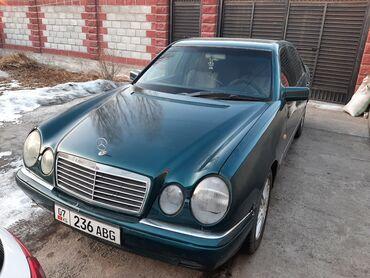 биндеры 230 листов электрические в Кыргызстан: Mercedes-Benz E 230 2.3 л. 1996