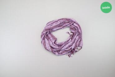 Личные вещи - Украина: Жіночий шарф з бахромою   Розмір: 175 х 20 см  Матеріал: 100% віскоза