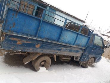 Хундай портер обмен хонда Одиссей или мерс зайчик или А 6 или бмв 740 в Беловодское