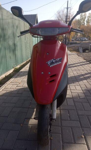 Honda insight 2011 - Кыргызстан: Продаю скутер.Хонда Дио50 кубиков.Состояние отличное всё работает