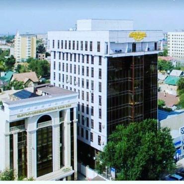 """Сдаю офис 80 кв.м. в Бизнес- Центре """"Сохо"""" в Бишкек"""