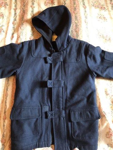 Пальто для мальчика,5-6 лет,mothercare в Баку