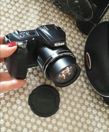 Bakı şəhərində Nikon modeli  ela cekim gucu var prablemsizdir ustada olmayib ustunde