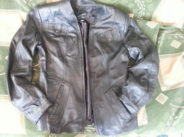 вещи-разное в Кыргызстан: Токмок. женская кожаная куртка Туреция. качество отличное. мягкая