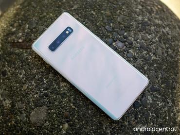 Samsung S10 2019 8GB/128 GB Prism White, bu model birbaşa eksporta