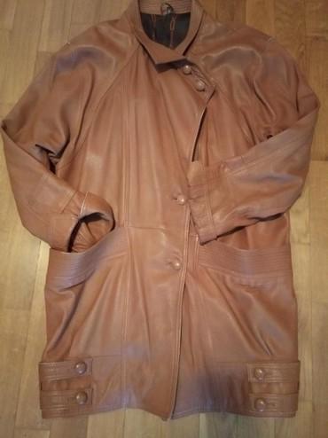 Kozna-jakna-bila-je-e - Srbija: Braon kozna jakna