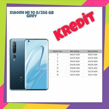 xiaomi mi 4i в Азербайджан: Новый Xiaomi Mi 10 Pro 256 ГБ Серый