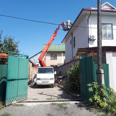 alcatel boom в Кыргызстан: Автовышка | Стрела 18 м. 200 т | Борт 200 т