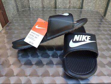 Nike Muske Papuce Sa Etiketom-Upakovane U Nike Pakovanju!   Nike potpu