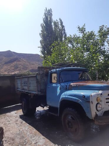 ЗИЛ - Кыргызстан: ЗИЛ 1991 | 100000 км