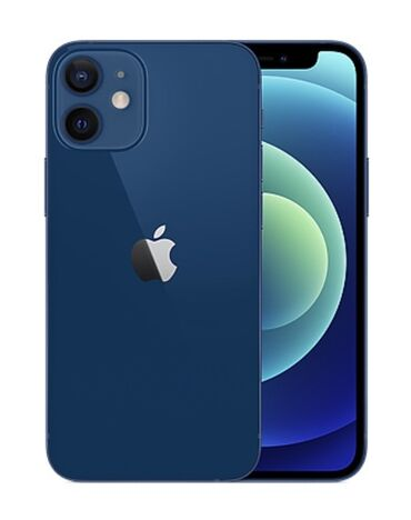 Б/У iPhone 12 256 ГБ Синий
