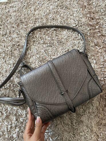 Серебристая сумка(новая с Европы)  Чёрный клатч(новый)  Розовая от Ber