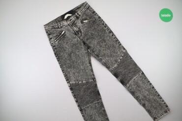 Детский мир - Украина: Підліткові джинси H&M, вік 12-13 р., на зріст 158 см.   Довжина: 9