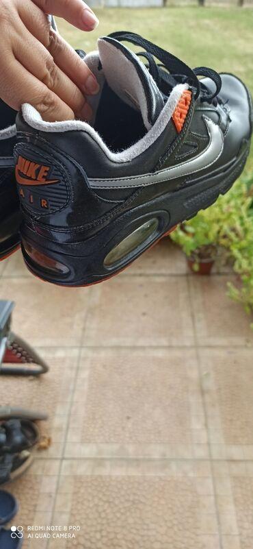 Nike patike - Srbija: Patike malo koriscene 37 broj nigde ostecene