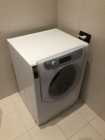 aristonlar - Azərbaycan: Öndən Avtomat Washing Machine Hotpoint Ariston 6 kq