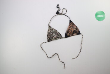 Жіночий бюстгальтер від купальника з принтом    Висота чашки: 15 см Ши