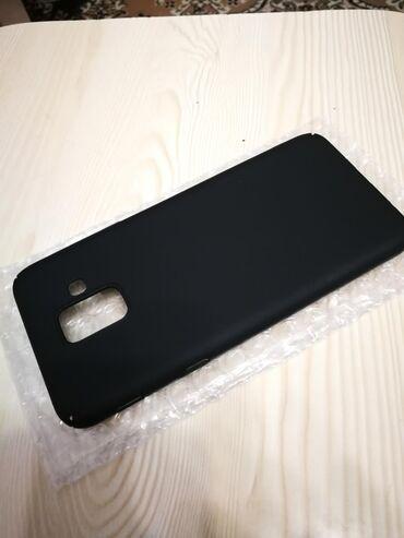 Продаю новый стильный слим бампер на смартфон Samsung Galaxy A6