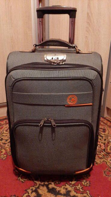Срочно продаю чемодан 3х колесный 15 кг в отличном состоянии