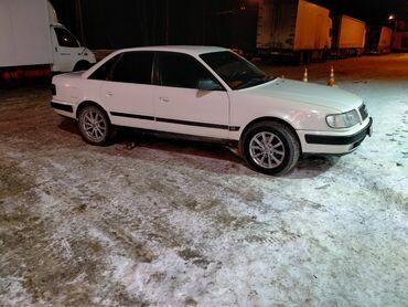 Audi S4 2.3 л. 1991 | 350 км
